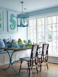 Blue Dining Room Ideas Coastal Room Ideas Zamp Co