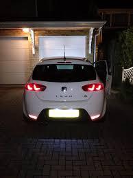 2012 leon facelift tick style rear lights seat cupra net seat