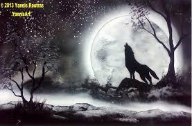 Spray Paint Artist - file spray paint art by yannisart yannis koutras wolf black and
