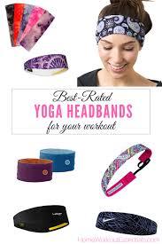 headbands for best headbands for women home workout essentials