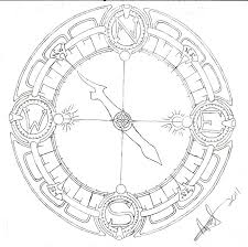 compass line art free download clip art free clip art on