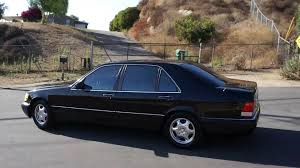 mercedes s500 amg for sale mint 1996 mercedes s500 w140 s600 saloon for sale