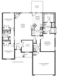 Skil 3600 02 by Ashley Oklahoma Home Floorplan Delightful Home Creations Floor