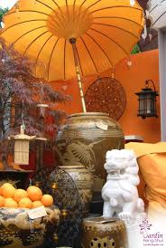 jardin feng shui 2 choose sculpture and pieces of pottery le jardin feng shui