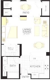 studio room plans corglife