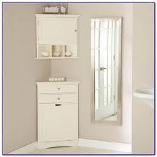 Bathroom Standing Cabinet Bathroom Corner Cabinet Floor Standing Corner Cabinets