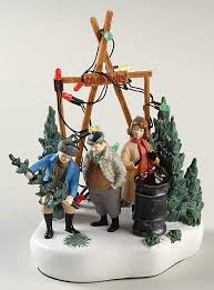a story the tree boxed by department 56