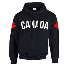 canada series dual flag hoodie by 6ixset