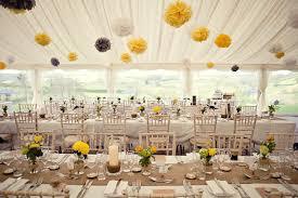 themed wedding decorations tissue paper pom pomp themed wedding décor ideas weddceremony