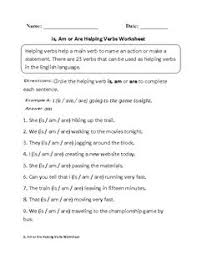 writing with modal verbs worksheets fourth grade pinterest