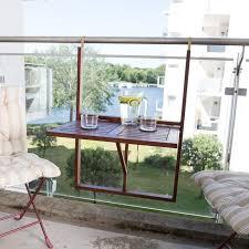 tavolino da terrazzo arredare il balcone con accessori originali