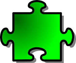free vector graphic jigsaw puzzle shape piece green free