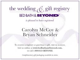 bed bath bridal registry sizeweddingus regcard1 other