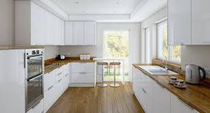 cuisine blanc laqué et bois cuisine bois blanc luxury cuisine blanc laque et bois laqu en