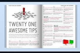 best photos of templates for word magazine magazine layout