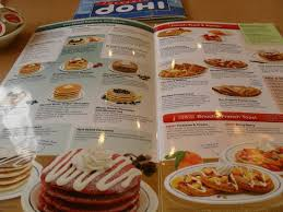 menu picture of ihop philadelphia tripadvisor