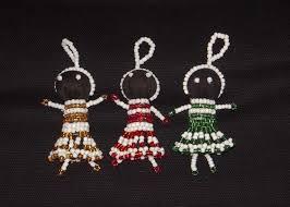 wire u0026 beaded stars siyakatala south african craft christmas