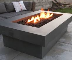 introducing firepit tables a fiery best 25 gas pit ideas on outdoor gas