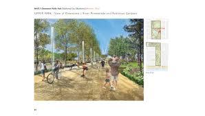 Okc Map Petersen Studio Oklahoma City Maps 3 Downtown Public Park Master