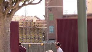 video the latest look at star wars u0026 toy story land construction