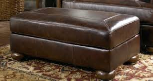 Brown Leather Ottoman Traditional Ottomans U0026 Poufs For Sale Round Rectangular U0026 More
