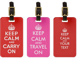 travel tags images Dress up your luggage 10 unique recognizable luggage tags jpg
