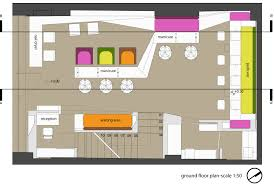 gallery of viva la lima retail store omada architecture 17 viva la lima retail store ground floor plan
