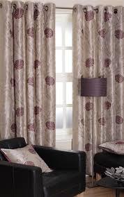 Plum Faux Silk Curtains Buy Curtains Faux Silk Taffeta Curtains Buy Aoki