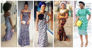 latest ankara in nigeria ankara styles with stones 2017 talkingdrum online news magazine
