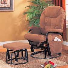 Glider Rocker With Ottoman Santa Clara Furniture Store San Jose Furniture Store Sunnyvale