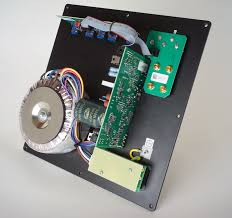 home theater subwoofer plate amplifier subwoofer 26w