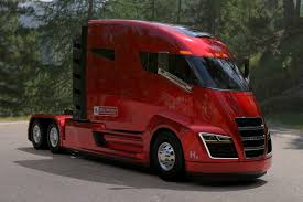 electric semi truck can nikola revolutionize the trucking industry with a hydrogen