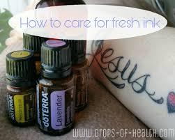 tattoo care essential oils essential oils for animals tattoo care essentials and oil