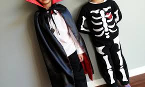 my handmade home diy vampire u0026 skeleton costumes