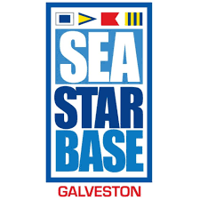 gulf racing logo sea star base galveston spring team race series gulf coast