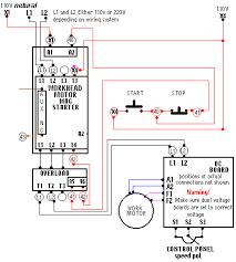 circuit diagram wiring a contactor circuit and schematics diagram