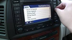 2005 grand cherokee gps youtube