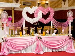 wedding reception decoration balloons wedding decoration ideas