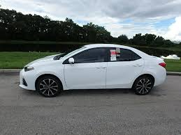 toyota corolla with rims 2018 toyota corolla se cvt at central florida toyota serving