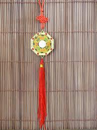 bambou feng shui suspensions porte bonheur en vente sur ruedufengshui com
