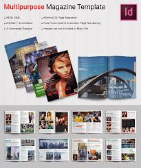 House Design Templates Free by 55 Brand New Magazine Templates Free Word Psd Eps Ai