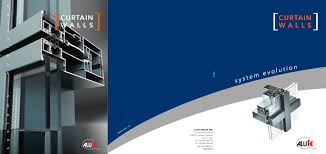 curtain walls aluk group pdf catalogues documentation