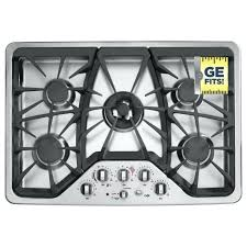 Jenn Air 36 Gas Cooktop Kitchen Top Digital Whirlpool Gold Glass Cooktops Nextcloudco