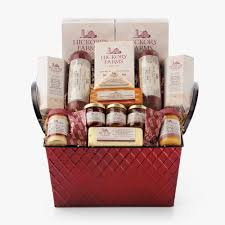 canada gift baskets gourmet food gifts unique specialty foods hickory farms