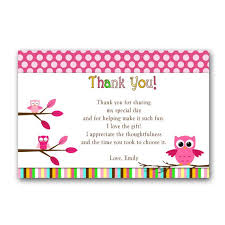 birthday thank you card 101 best thank you cards images on thank you