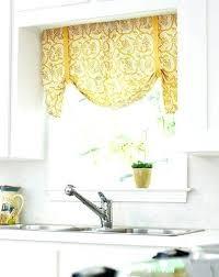 kitchen curtain valances ideas kitchen window valances bmhmarkets club