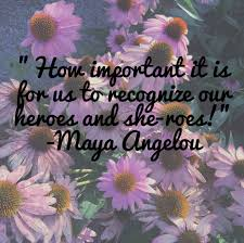 quote about meeting your heroes quotes to celebrate equality ellevate