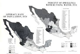 Queretaro Mexico Map by