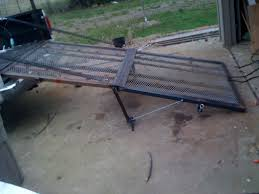 help with some engineering issues on a folding tail gate ramp
