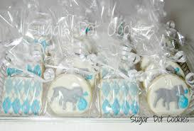 baby shower favor cookies custom sugar cookies decorated royal